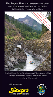The Rogue River A Comprehensive Guide - From Prospect to Gold Beach